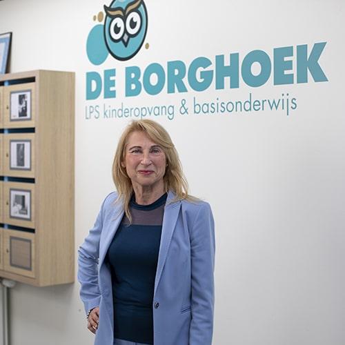 LPS De Borghoek - Sonja van den Elshout